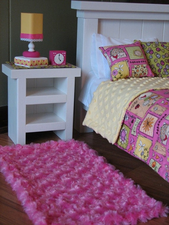 Items Similar To Bedroom Accessories For American Girl