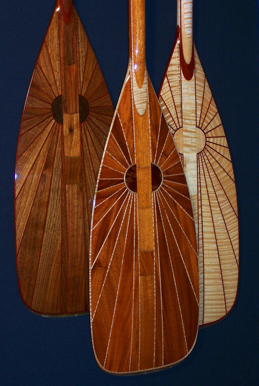 Canoe Paddle Collection