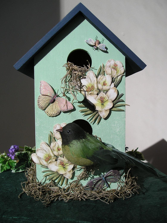 Indoor Decorative Birdhouses