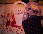 Baby Bibs With Cats