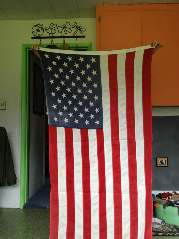 US of A Flag