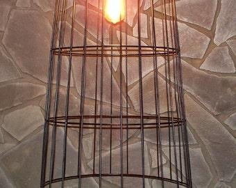 Industrial, loft light, re-purposed lighting, metal, edsion, industrial light, modern lighting