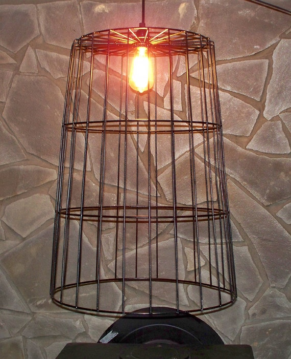 Industrial, loft light, re-purposed lighting, metal, edsion, industrial light, modern lighting