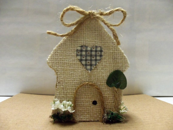 Burlap House