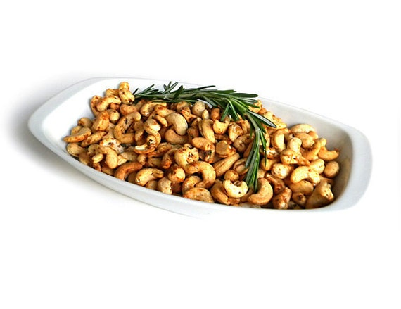 Super Duper Spicy Rosemary Nuts - 5 oz. bag