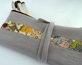 Lovely make-up purse to carry brushes and make-up