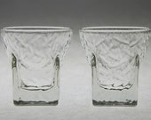 Pair of Mod Lo-Ball Glasses (2)