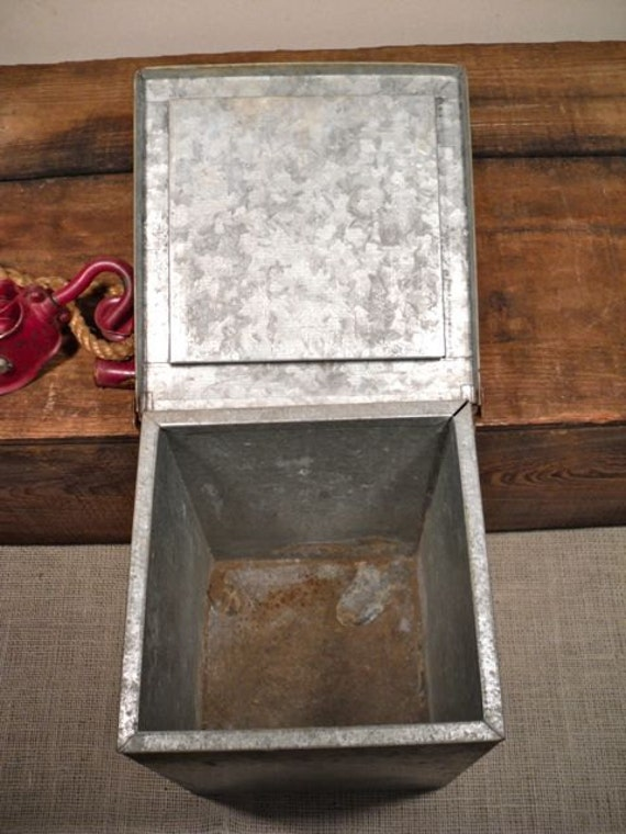 Metal Milk Crate Insulated Dairy Box