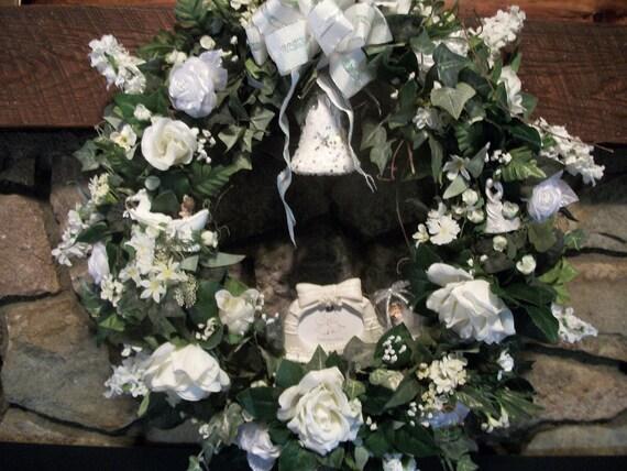 Bride And Grooms Dream Wedding Wreath