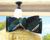 Vintage Tie it yourself Bow Tie - Vintage Garments