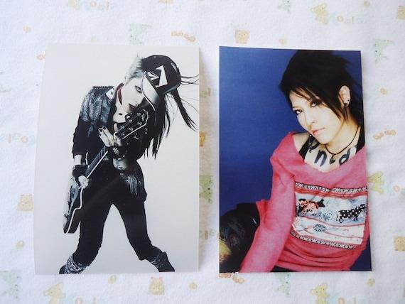 SALE:Miyavi Photos (set 2)