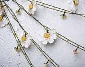 "turkish lace - needle lace - crochet - oya necklace - 141.73"" - FAST worldwide shipment with UPS - halime-001"