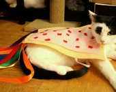 Handmade Nyan Cat Costume for Cats