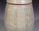 Celadon Lidded Kitchen Jar