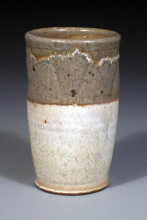 Pint - tumbler, Chun/Rutile glazed