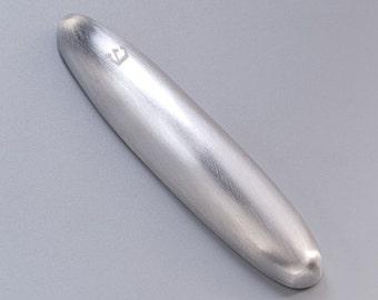 Large Contemporary Capsule Design  Mezuzah Case (Free S&H in the USA)