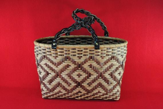 Cherokee Purse Basket