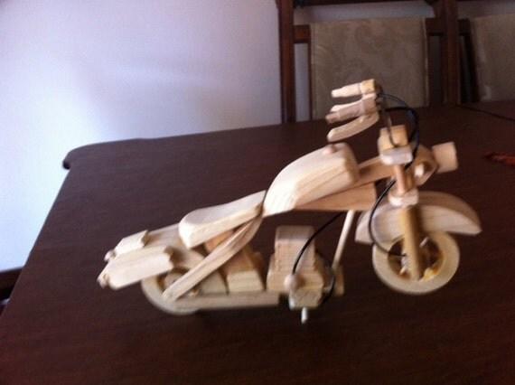 Handmade Motor Cycle