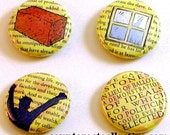 Theory/Praxis Button 4-Pack
