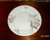 Daisy Pattern Plate