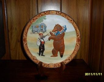 Ursa the Great Faith Wick Plate