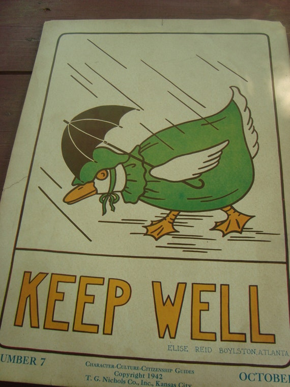Keep Well poster