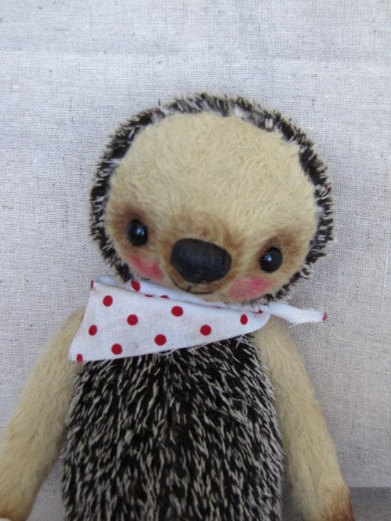 """sale    the hedgehog, """"Mitya"""""""