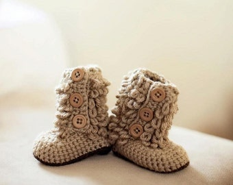 Furry Booties