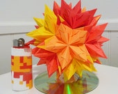 Super Spiky Origami Burst/Fire Mario Lighter Case Combo Set - FREE SHIPPING