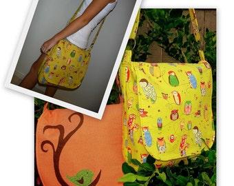 Satchel Bag Pattern