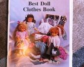 Fancywork & Fashions Best Doll Clothes Book