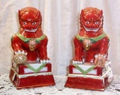 Foo Dogs Magnificent Set of Two