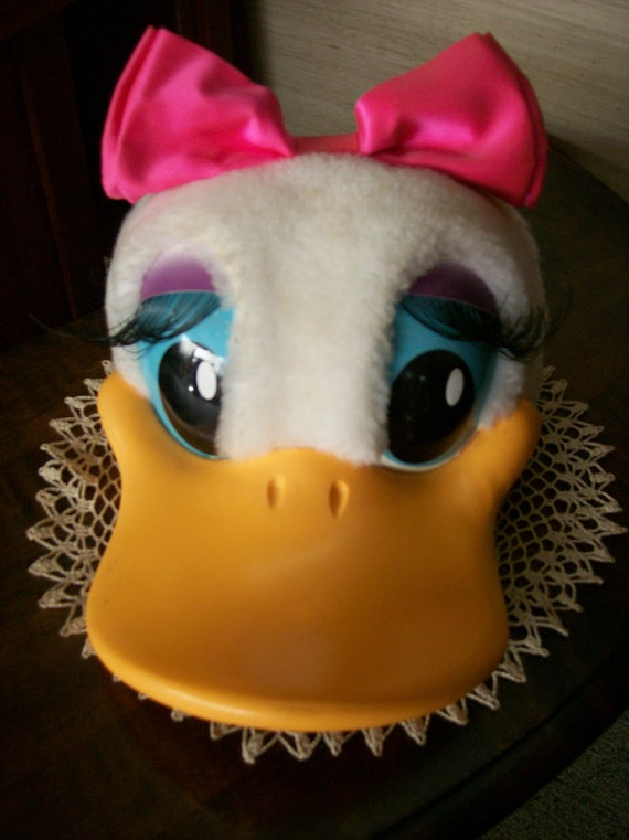 Disney 1969 Daphne Duck Hat