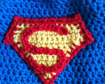 Superman applique PATTERN