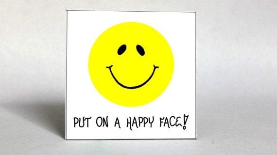 Quotes About Smiley Faces. QuotesGram