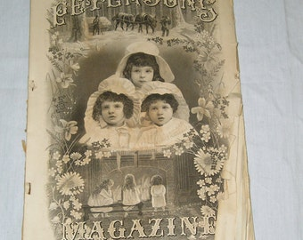 Peterson's Magazine - December 1884