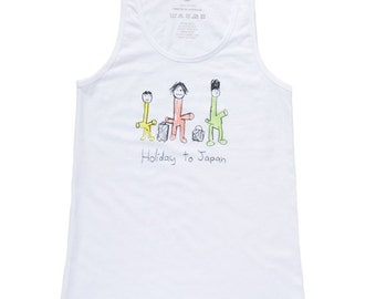 Holiday to Japan Tank Top