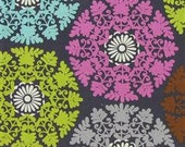Roco Beat Medallion Fabric Cotton Fabric By The Yard