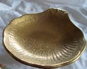 Stouffer Fine China 'Gold Gilt' Tray/Saucer