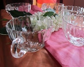 Punch / Tea / Coffee Cups - set of 5 Tulip Design