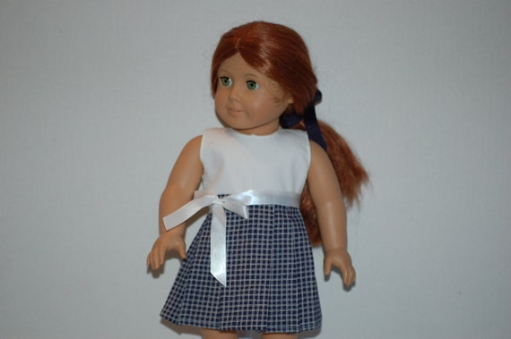 "Clearance American Girl Doll Dress (18"" Doll)"