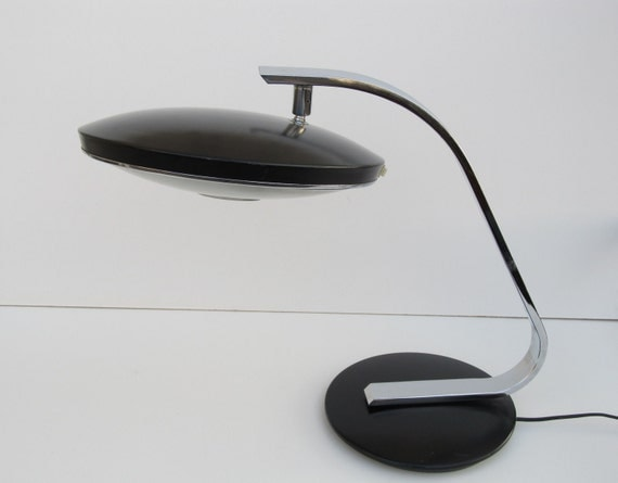vintage retro Desk Lamp from Fase Madrid