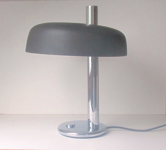 Hillebrand Desk Table lamp Germany 1970s Tischleuchte, late seventies early eighties German lighting by design company Hillebrand