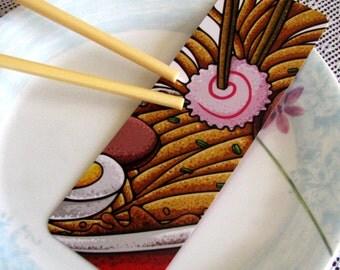 Ramen Bookmark