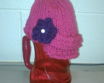 Adorable Newsboy Hat for baby or toddlers