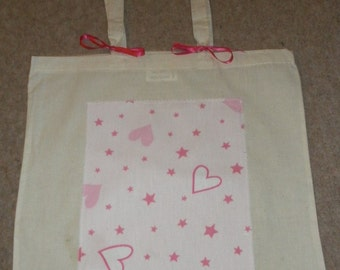 Hello Kitty 'hearts' tote bag - ON SALE