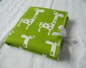 Waterproof Diaper Changing Mat with Pockets