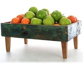 Solid Reclaimed Teak Breakfast Tray