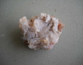Two-for-one: Calcite and Chalcedony from Saddle Mountain
