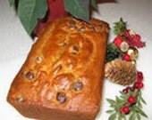 Homemade Pumpkin Ginger Bread
